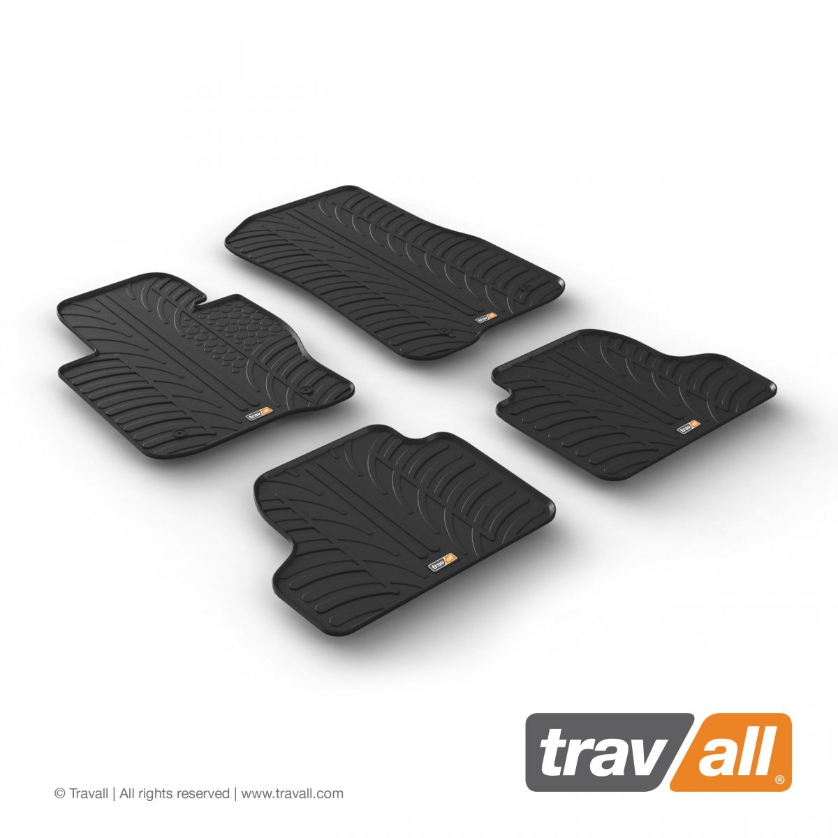 Travall® MATS für BMW 4 Series Coupé (2013 > 2017) / Gran Coupé (2014 > 2017)