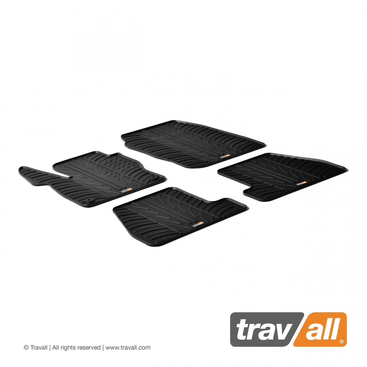 Travall® MATS für Ford Focus (2010-2014)