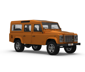 Defender 110 Station Wagon 2007 - 2016