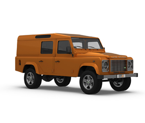 Defender 110 Utility Station Wagon 2007 - 2016