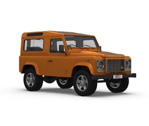 Defender 90 Station Wagon 2007 - 2016