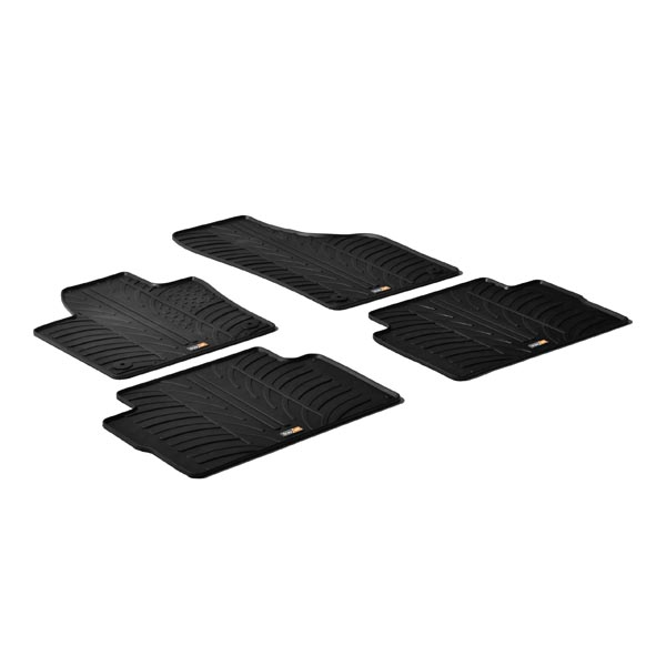 Travall® Mats for SEAT Alhambra / Volkswagen Sharan (2010 >)