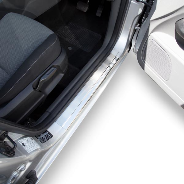 Travall® Sillguards für Ford Focus 5 Türer Fließheck (2005-2010)
