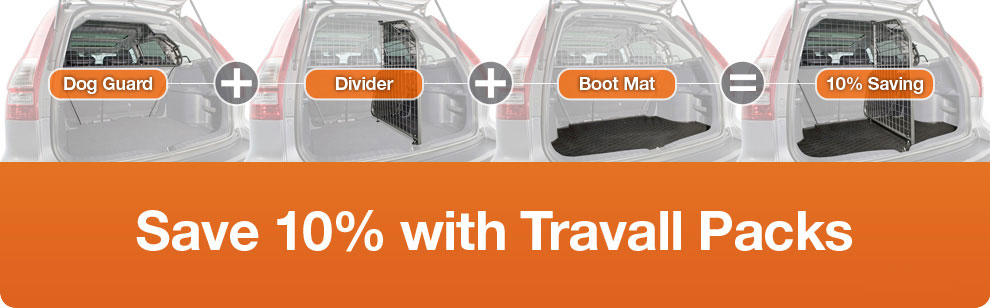 Car accessories deal from Travall